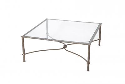 Ligne Métal - Hermes coffee table
